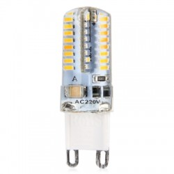 6W G9 LED Bulb Spotlight for Daily Use AC220V 5PCS