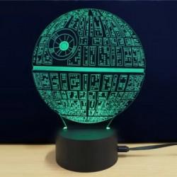3D Night Light