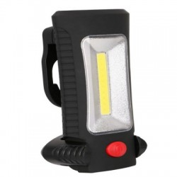 ZHISHUNJIA YH-918 Multi-function Portable COB Working Lamp