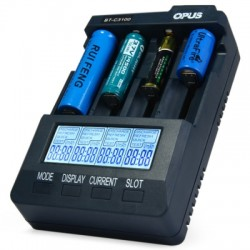 Opus BT-C3100 V2.2 Smart Battery Charger EU Plug