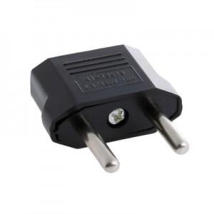 YWXLight 1Pcs Standard US / AU to European Euro EU Travel Charger Adapter Plug Outlet Converter